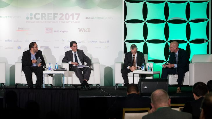Puerto Rico Stakeholders at CREF