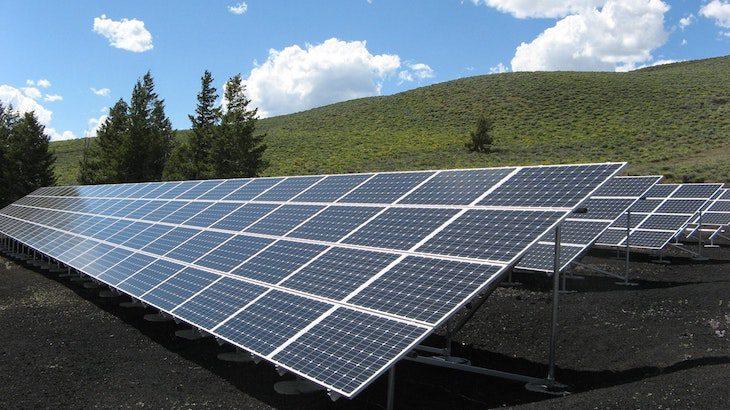 St Lucia Solar Farm