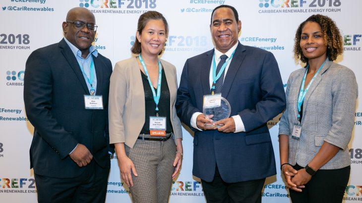 CREF 2018 Award Winners