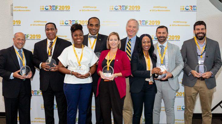 CREF 2019 Awards - Group Photo