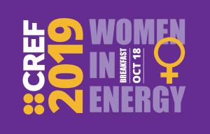 Women in Energy Breakfast at CREF 2019