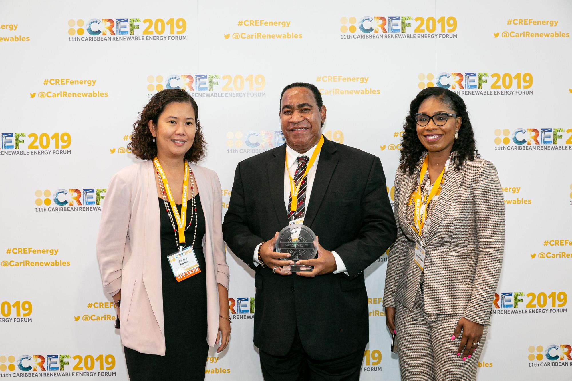 CREF 2019: Awards Ceremony