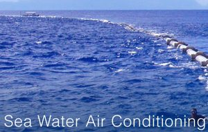 Seawater Air-conditioning