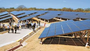 Solar Projects in Honduras