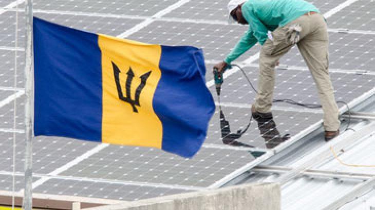 Solar in Barbados