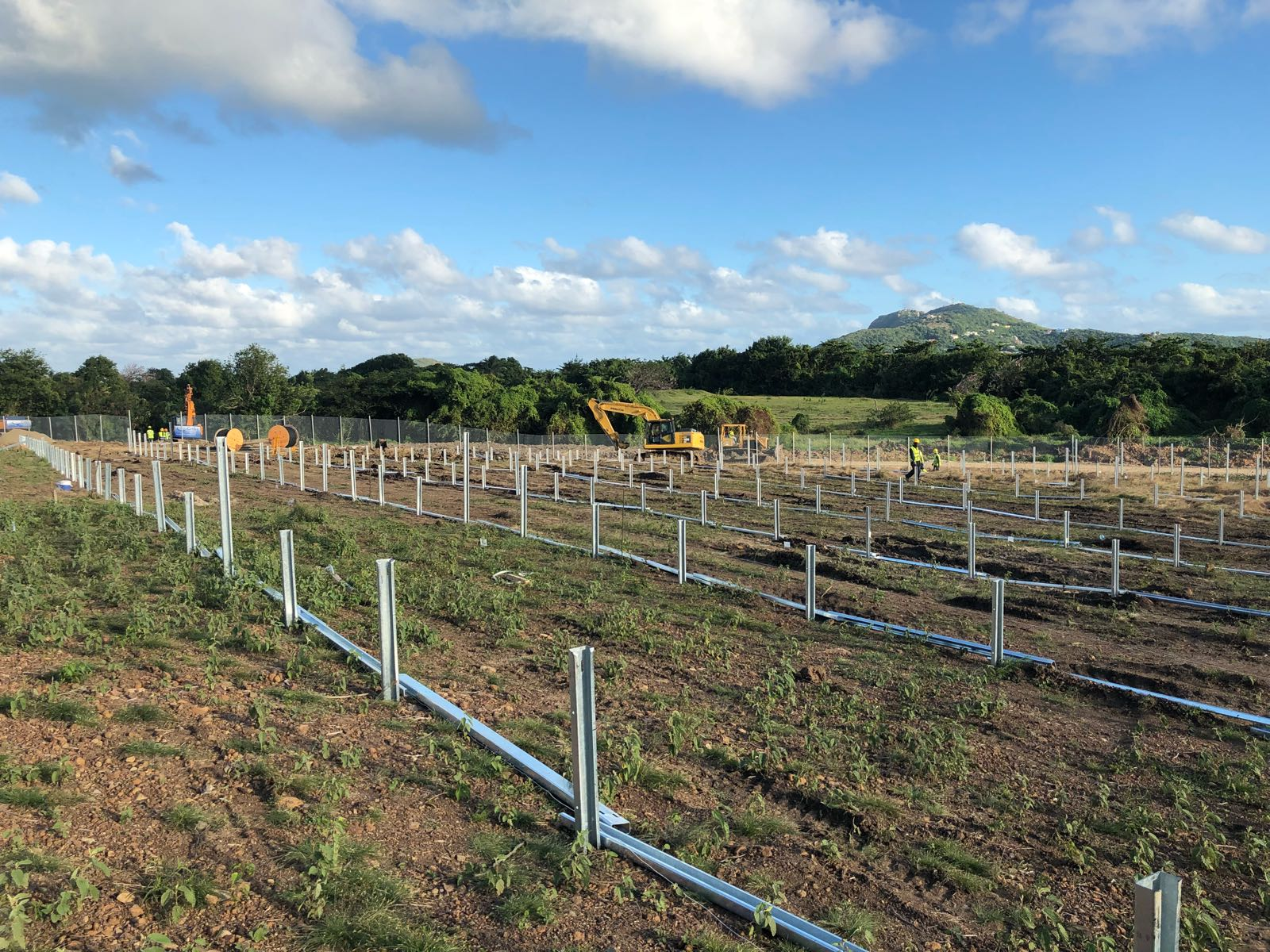 St Lucia Solar Project Site Image Credit Rocky Mountain Insute