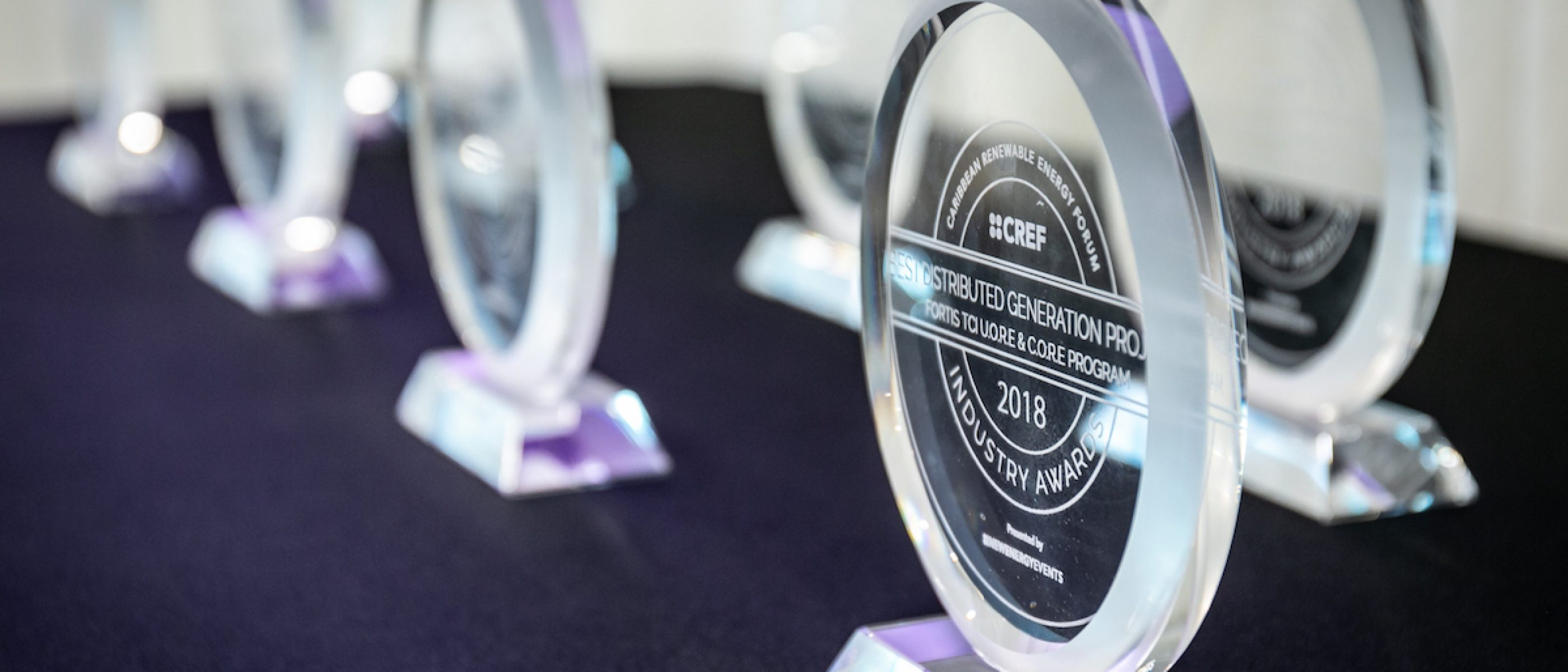 CREF Industry Awards