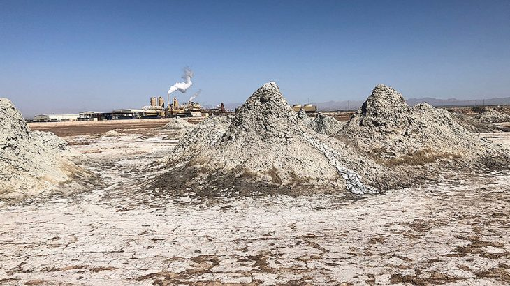 Lithium Extraction in Salton Sea