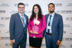Winner of Microgrid Award: Mirebalais Hospital, BHI and SMA Sunbelt as technical partner, Haiti