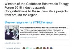 CREF 2018 Awards