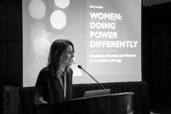 Julie Taylor, New Energy Events at the Women in Energy Breakfast