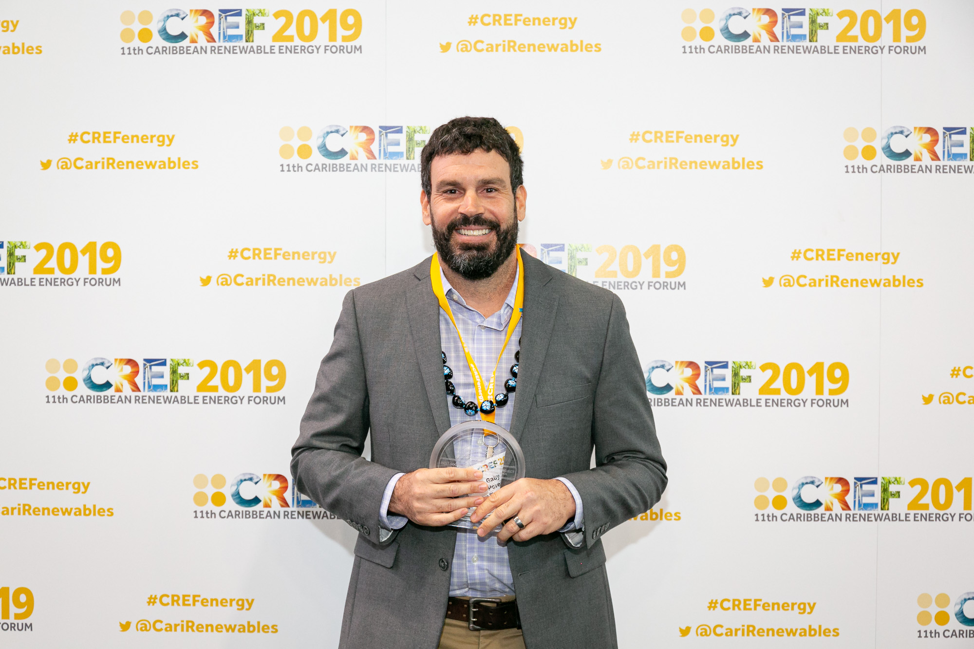 CREF 2019: Award Winners