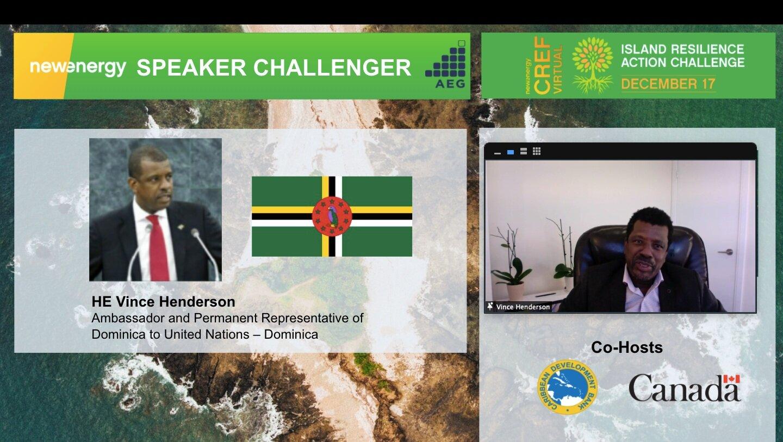 Challenger-Dominica